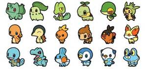 what was your first pokemon