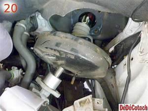 Comment Reparer Un Maitre Cylindre De Frein : remplacement de l 39 amplificateur de freinage servofrein renault ~ Gottalentnigeria.com Avis de Voitures