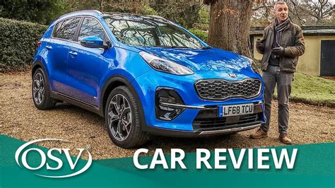 kia sportage    fantastic  year warranty youtube
