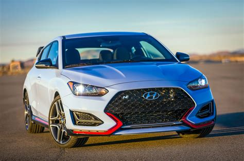 2019 Hyundai Veloster N Is The Brand's First Hot Hatch