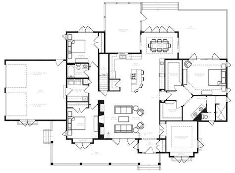 modern luxury floor plans small luxury modern house plans home deco plans