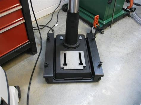 drill press mobile base google search drill press