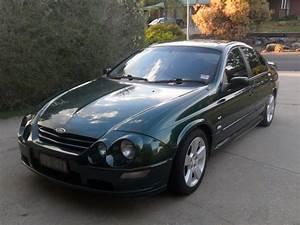 2002 Ford Falcon Au Series 3 Xr8 - Dangle
