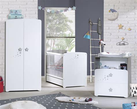 chambre bébé blanc et gris chambre bb gris et blanc lit bb volutif schardt neo ii 70