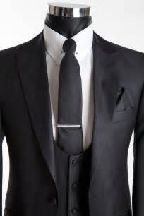 Black Men Wedding Suits