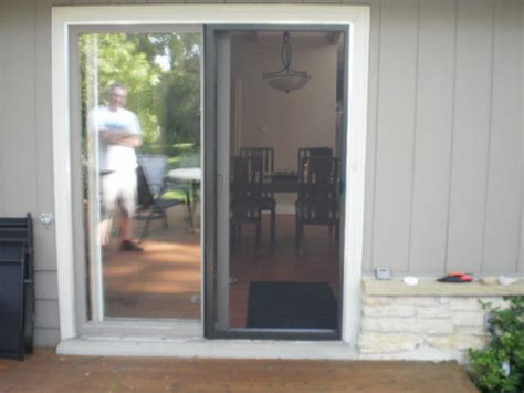 patio screen door milwaukee patio screen door