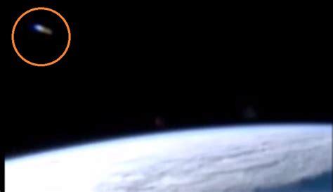 UFO Sighting 2015: Object Appears Near NASA's ISS ...