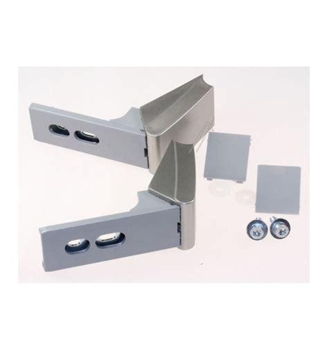 kit reparation poignee inox frigo liebherr 9590180 9590172 vigier electrom 233 nager