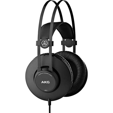 headset yamaha akg k52 headphones music123