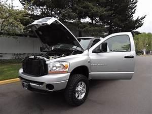 2006 Dodge Ram 2500 4x4 Regcab   Longbed   5 9l Cummins   6
