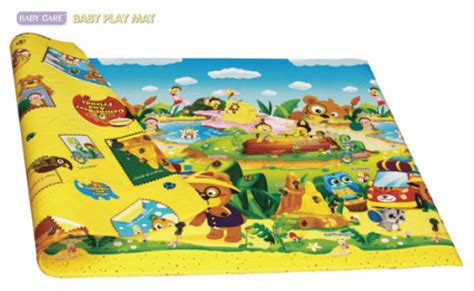 baby care play mat save up to 36 on the baby care cushioned reversible play