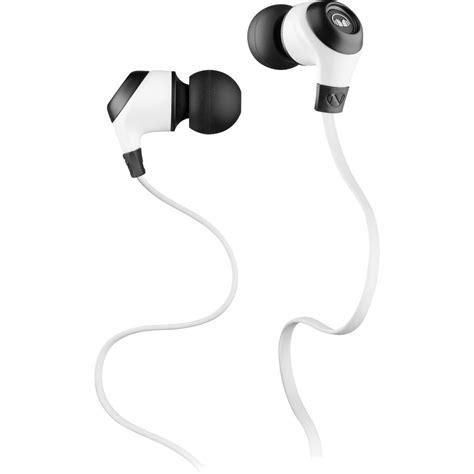 Monster Ncredible Nergy Inear Headphones (frost White