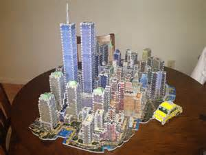 3D Puzzles New York City