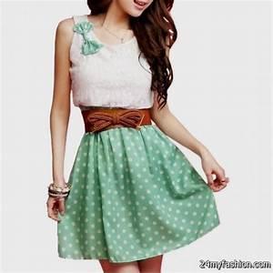 casual summer dresses for teenage girls 2016-2017 | B2B ...