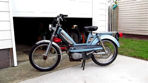 Peugeot Scooters Usa by 1980 Peugeot 103