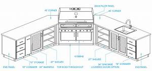 DIY Outdoor Kitchen Cabinet Plans Plans Free
