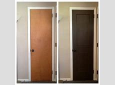 The Humphries House Coat Closet Door Makeover