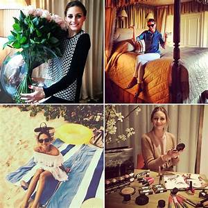 Olivia Palermo's Best Home Style Moments on Instagram
