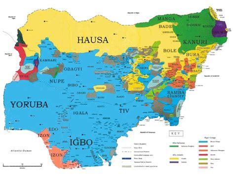 Nigeria - Maps