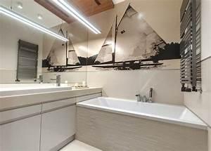 Fototapete Für Bad : badezimmer ideen f r kleine b der mit fototapeten ~ Sanjose-hotels-ca.com Haus und Dekorationen