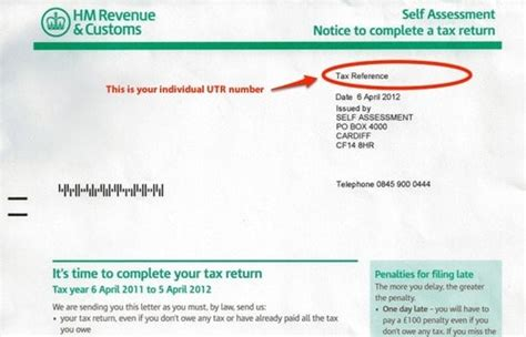 State benefits and tax codes. What is a UTR Number? What to Do If I Have Lost My UTR ...