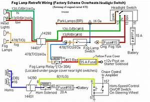 Wiring Diagram For 1987 Mustang Gt