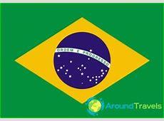 Flaga Brazylii fotografia, historia, wartość kolorów