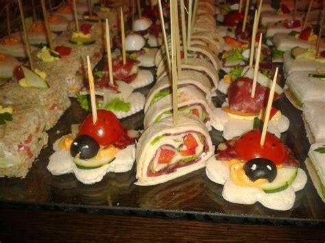 cuisine r馮ime kanapeji finger food foto 22243412