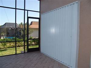 Accordion Hurricane Shutters - Accordian Storm Shutters