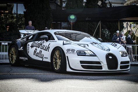 Un Bugatti Veyron Super Sport Pur Blanc Alcanza Los