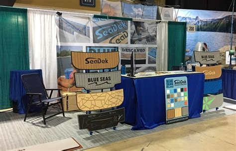 Long Beach Boat Show by Blue Seas Fabrication At The Fred Hall Shows Blue Seas