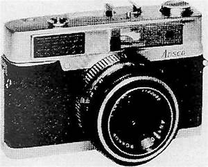 The Casual Camera Collector Modern Photography Review, Ansco Anscoset 1960