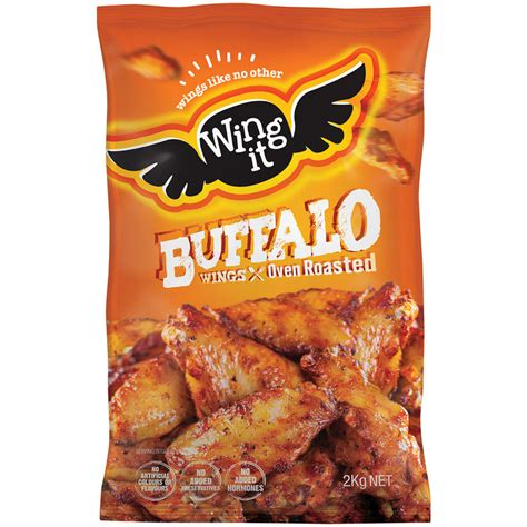 Take the fuss out of catering for your next event. Wing It Chicken Buffalo Wings 2kg | Costco Australia