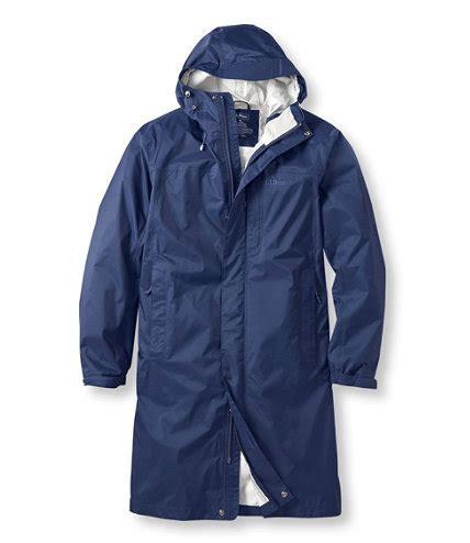 mens trail model raincoat