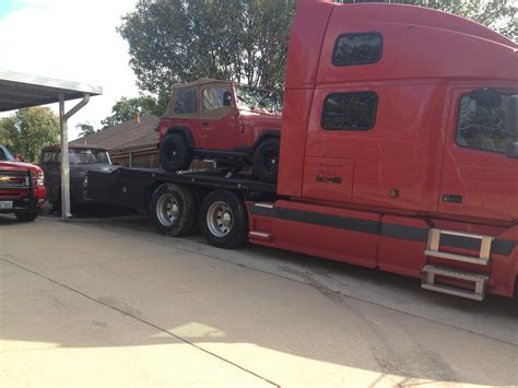 jeep volvo 2004 volvo 780 jeep hauler sold rvs tows and