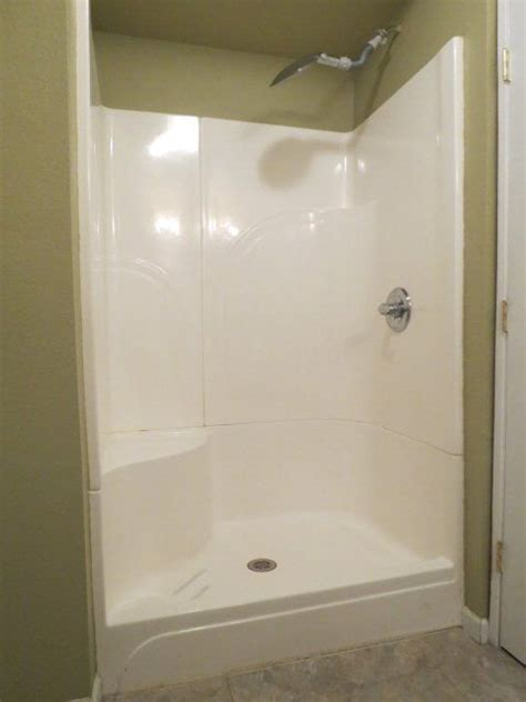 5 Foot Fiberglass Shower by Replace Tub Shower Combo With Seamless Shower Unit