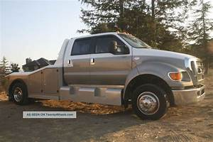 2000 Ford F650 Specifications