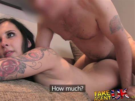 Quiet Amazing Babe Surprises The Fake Agent