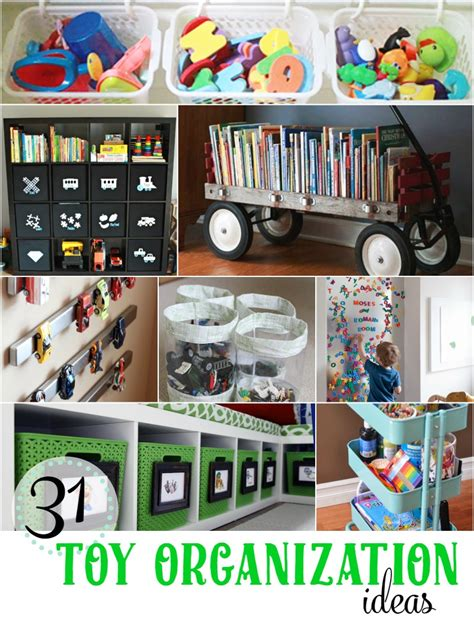 31 Toy Organization Ideas  Do Small Things With Great Love