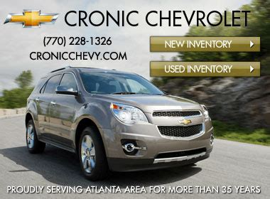 Cronic Chevrolet by Cronic Chevrolet Buick Gmc Employees