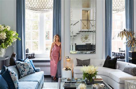 country homes interiors magazine carole radziwill york apartment tour com