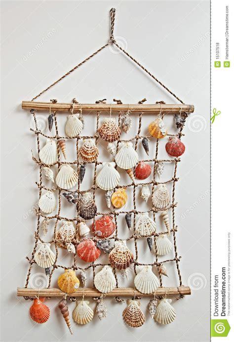 sea shell decor stock photo image of ornament design