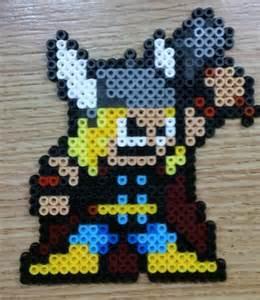 Thor Perler Hama Beads