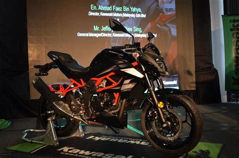 Kawasaki Z250sl Image by I Moto Launch Kawasaki Z250sl Media Presentation