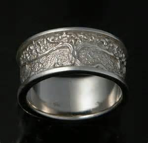 tree engagement ring tree of custom wedding ring by kerkesgoldworks on etsy