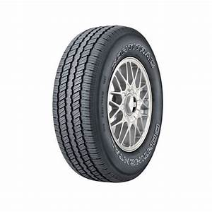 pair 2 continental contitrac tires 225 70 15 radial ol With continental tires white letters