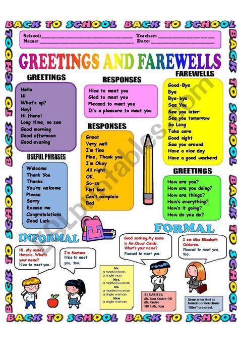 compendium   farewells responses