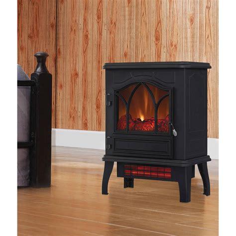 Chimneyfree Electric Infrared Quartz Stove Heater, 5,200