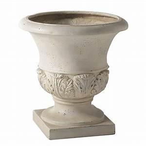 vase en resine h 46 cm medicis maisons du monde With déco chambre bébé pas cher avec comment utiliser le champ de fleurs