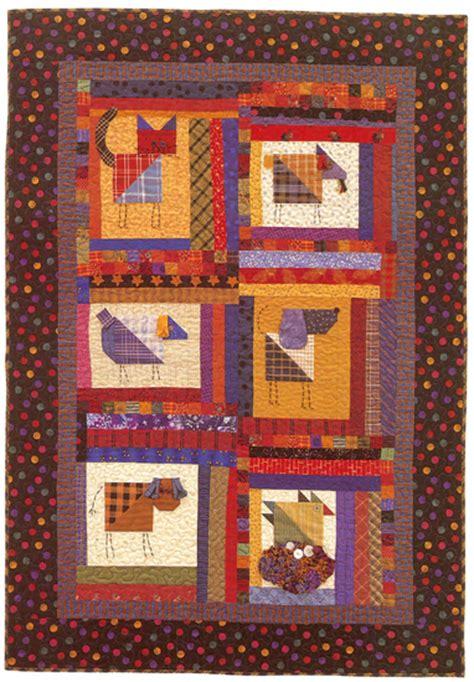 martingale folk art quilts
